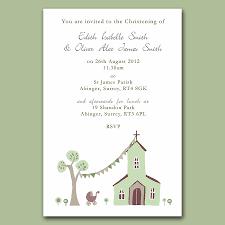 Personalised Christening Invitation Cards Wedding And Christening Combined Invitations Broprahshow