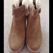 ugg s anais shoes chestnut 58 ugg accessories flash sale authentic ugg anais wedge