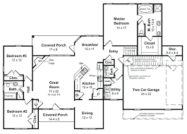 ranch style floor plans ranch style house design rustic open floor plans for ranch style