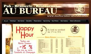 restaurant le bureau epinal le bureau epinal 11 avec pub brasserie au et 560x336