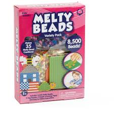 kids craft melty beads variety pack by horizon group usa walmart com