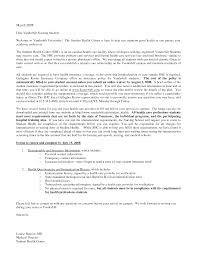 School Nurse Cover Letter Examples 81 images reference letter