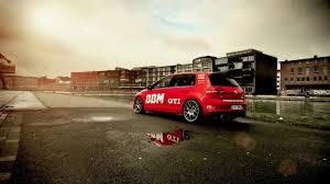 volkswagen golf gti vii plus by bbm motorsport revealed with 300