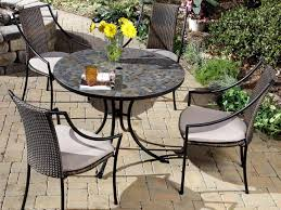 Small Metal Patio Table by Patio 40 Outdoor Patio Dining Sets On Sale 93 With Outdoor