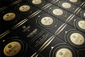 a collection of business cards with gold designs naldz