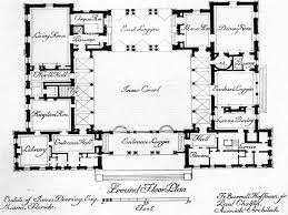 style house plans with courtyard house plans modern atrium plan bath atwoods floor home designs