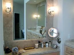 tri fold bathroom mirror retractable mirror bathroom mirror