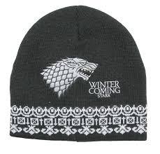 game of thrones stark beanie at amazon men u0027s clothing store