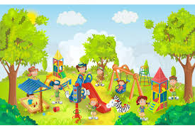 children in the park clipart clipartfest 2 cliparting
