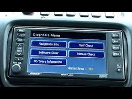 2005 cadillac srx navigation system cadillac nav bose