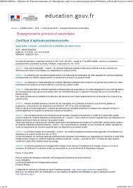 la cuisine professionnelle pdf boenn 16 22av16 certification pdf pdf sbssa