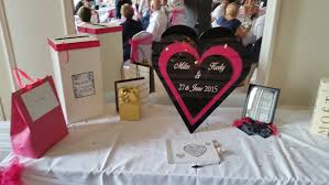 wedding name cards and table decorations in acrylic from mardan