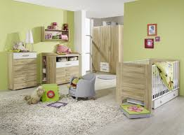 chambre bébé vert et gris chambre jaune et gris bebe