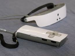 How Do Blind People Walk Around High Tech Glasses Are Helping Blind People See