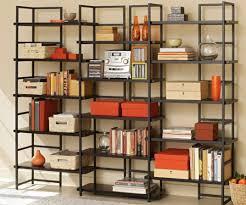 shelving white metal bookshelf admirable white metal bookshelf