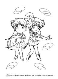 51 sailor moon coloring pages images sailor