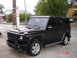 used mercedes g wagon 2002 mercedes benz g class information and photos zombiedrive