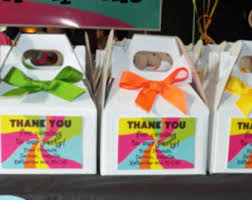 Disco Favors by Disco Favor Tags Etsy