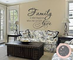 Best  Vinyl Wall Stickers Ideas On Pinterest Vinyl Wall Art - Family room wall quotes