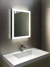 illuminated bathroom mirrors with shaving socket lighted mirror