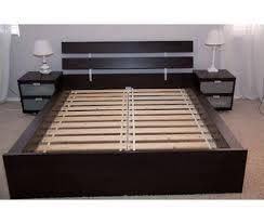 queen size bed frame ikea stunning queen bed frame on wood bed