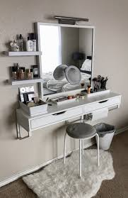 Pretty Tables by Makeup Vanity Pretty Makeup Vanity Best Small Table Ideas On