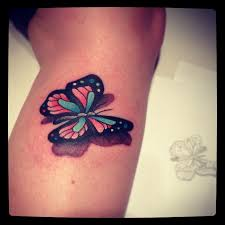 3d small butterfly the artful body pinterest tattoo small