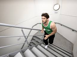 Stair Stepper Before And After by Stair Climbing A Step Change In Keeping Fit The Independent