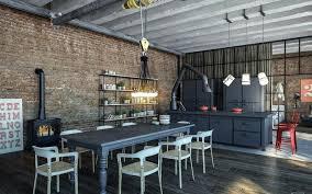 fenetre atelier cuisine fenetre aluminium style atelier loft with cuisine esprit en