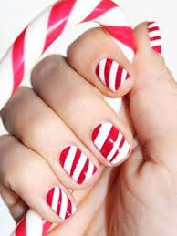 diy christmas nail art ideas