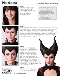 maleficent halloween makeup how to from mehron and