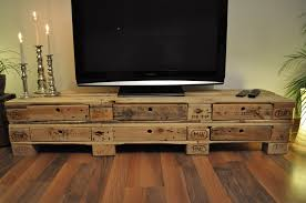 Wohnzimmer Rustikal Rustikale Tv Möbel Groß Lowboard Tv Board Rack Mango Massiv