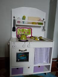 kinderküche bauen bilder einer handgemachten kinderküche ikea spielküche und