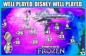 Frozen Memes - our five favorite frozen memes