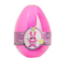 jumbo easter egg jumbo easter egg critters kit pink girl bunny