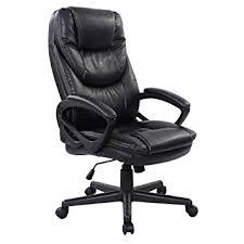 Ergonomic Office Furniture by Amazon Com Giantex Pu Leather High Back Ergonomic Office Chair