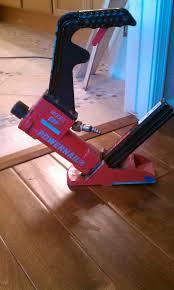 Engineered Flooring Stapler Shopping For A Pneumatic Flooring Nailer Flooring Contractor Talk