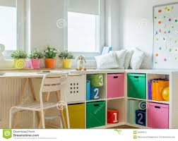 unisex kids room design stock photo image 59049972