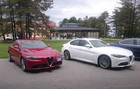 alfa romeo giulia first drive u2014 new car net