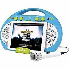 light up karaoke machine singing machine unidirectional led light up wired microphone the