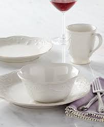 lenox dinnerware perle collection dinnerware dining