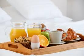chambre et petit dejeuner est il obligatoire de servir le petit déjeuner en chambre