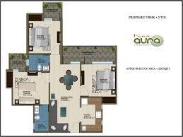 krish aura g 13 u2013 1 2 3 bhk multistory apartments flats