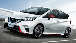 nissan almera km per litre nissan note e power nismo launched in japan rm93k