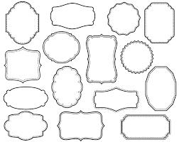 curve clipart decorative bracket pencil and in color curve
