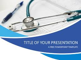 medical powerpoint template presentationgo com
