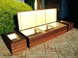 Outdoor Storage Coffee Table Outdoor Wood Storage Box Outdoor Storage Bench Outdoor Pool