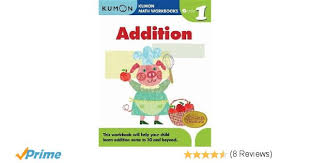 buy grade 1 addition kumon math workbooks book online at low