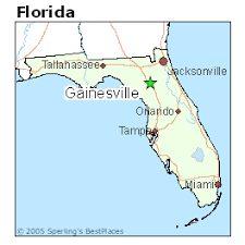 gainesville map gainesville florida cost of living