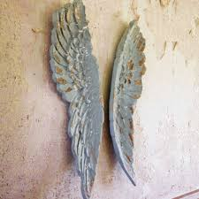Angel Wing Wall Decor Quirky Finds Finising Touches Graham U0026 Green Wings Decor